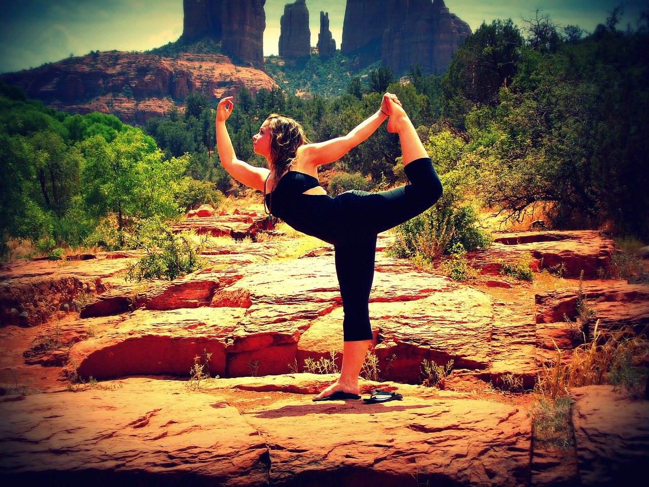 Improve Your Health and Life With Simple Yoga Excercises