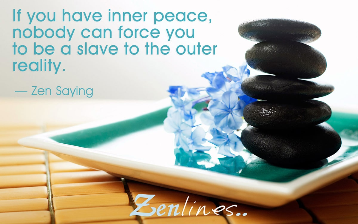 If You have Inner Peace