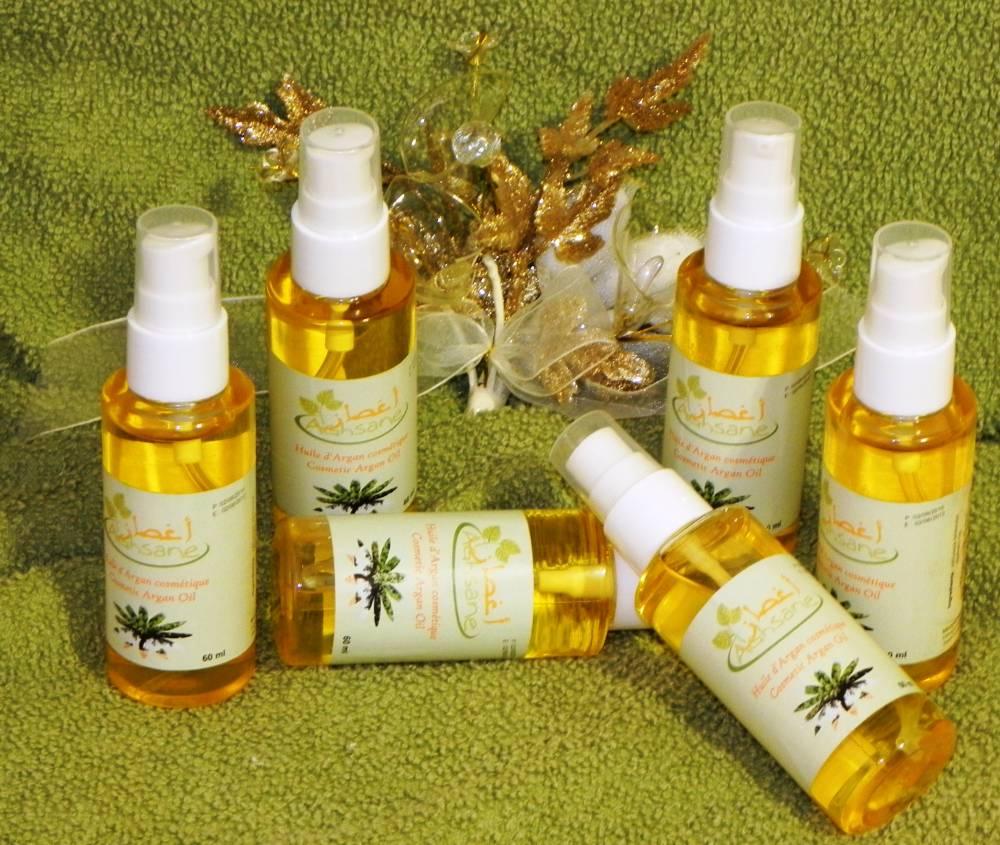 Argan oil: Cosmetic uses