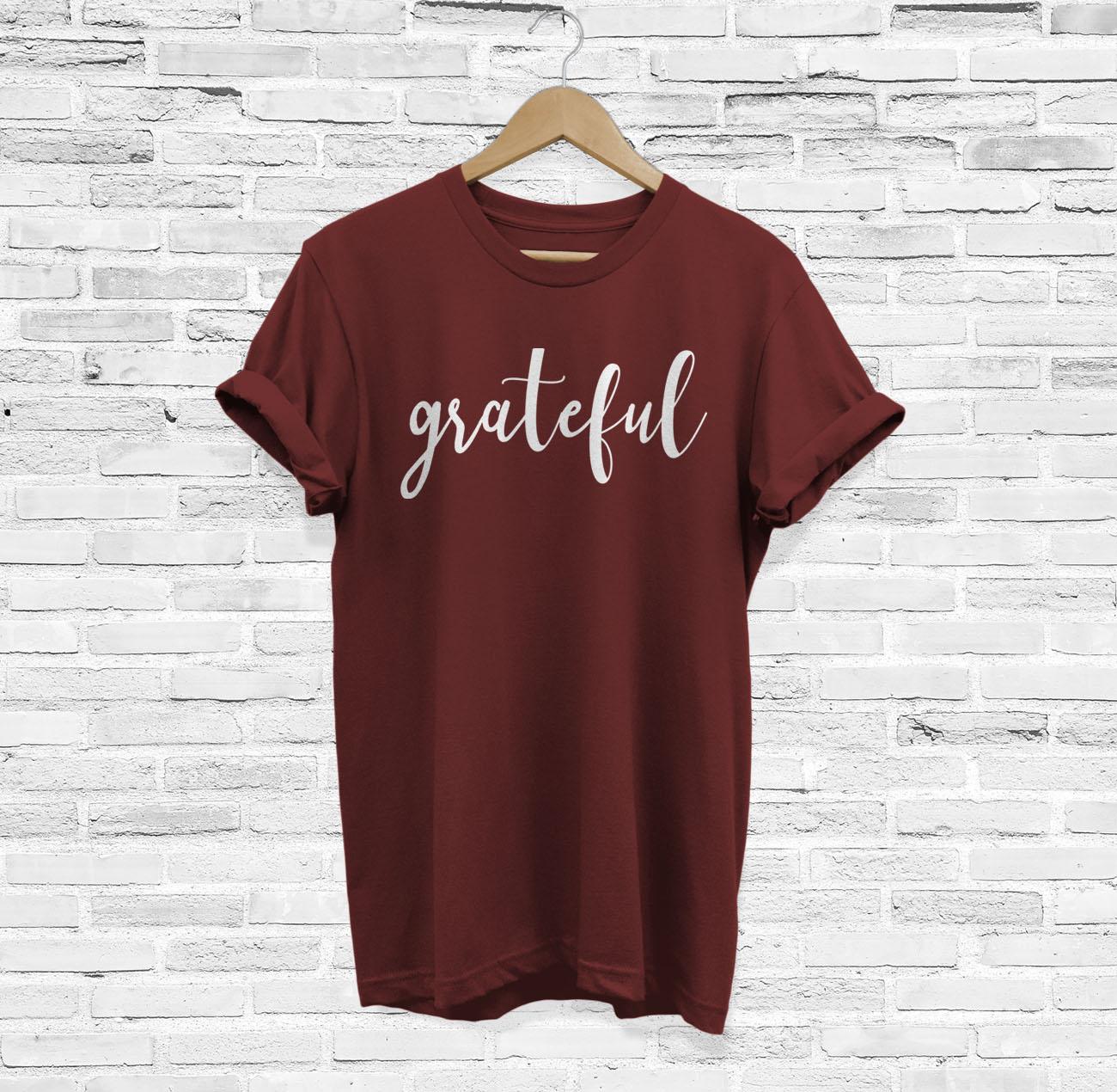 Grateful Namaste How to Meditate T-Shirt